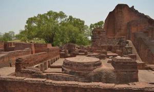 Ancient Nalanda University