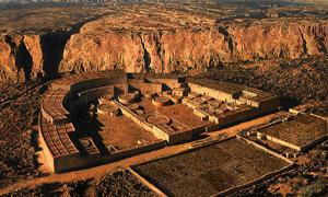 Ancient Puebloan trade network - Chaco Canyon