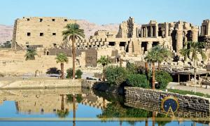 Architecture Karnak Temple Luxor Travel Egypt (CC0)