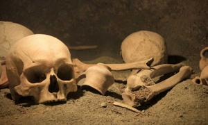 Ancient Remains: Iron Age Necromancy on the Bones of the Dead?