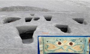 Ancient Tombs in Sudan