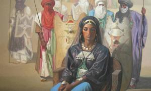 The Ancient Tuaregs