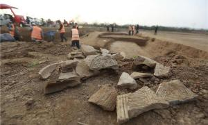 Chinese Find Ancient Xianyang, Lost Capital of the Qin Dynasty