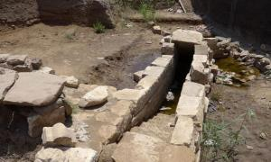 Ancient structure that measured the Nile for tax purposes uncovered in Egypt