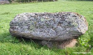 Neolithic chambered tomb in Anglesey