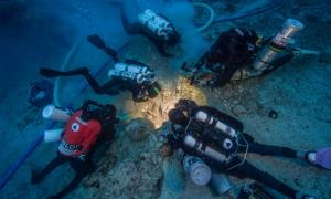 2,000-Year-Old Human Remains Found on Famous Antikythera Shipwreck
