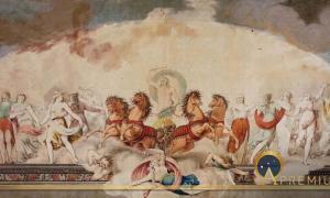 The Arrows and Ardor of Apollo, The Sun God
