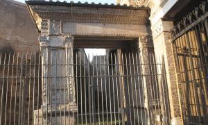 Arcus Argentariorum, Rome.