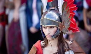 Arde Lucus Gladiatrix