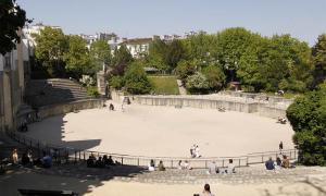 Arènes De Lutèce Attests to a Gory Past of the City of Love