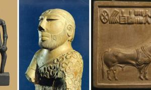 Art Relics Shed Light on Mysterious Ancient Civilization