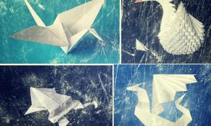 Unfolding the Golden Nuggets of Early Chinese Paper Folding and the Art of Origami