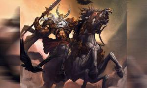 The Ascension of Sleipnir: The Mythological Origins of Odin's Steed
