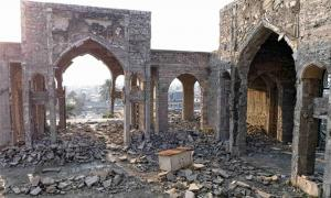 Shock Find! Assyrian Palace from 600 BC Discovered Under Demolished Shrine in Iraq