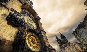 Where Death Rings in the Hour: The Amazing Medieval Astronomical Clock of Prague