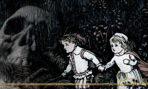 Skeletons in the Attic and Babes in the Wood: Surprising and Spooky Yuletide Traditions