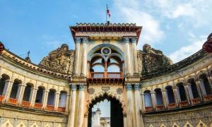 Ayodhya Temple, India. Credit: Denis / Adobe Stock