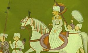 Peshwa Balaji Baji Rao. Prince of Wales museum, Mumbai.