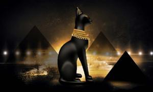 Goddess of Egypt, Bastet. Credit: MiaStendal / Adobe Stock