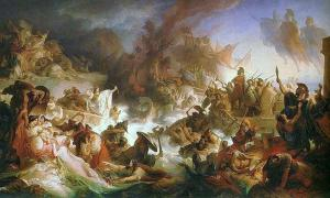 Where Did It Begin? Gathering Place for the Battle of Salamis is Found