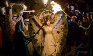 Beltane. Source: chrisdonia/CC BY NC SA 2.0