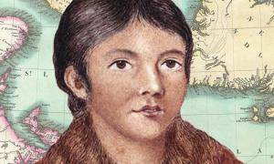 A Beothuk woman named Demasduit