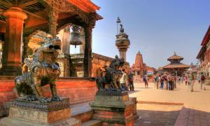 Bhaktapur Durbar Square, Nepal. Source: XtravaganT / Adobe Stock