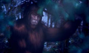 Was Bigfoot hiding in the woods of the Mammoth Cave National Park? Source: lubomira08 / Adobe Stock.