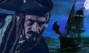 A pirate burial ground has been located in Cape Cod, Massachusetts.