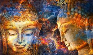 Bodhisattvas of Mahayana Buddhism. Source: yuliana_s / Adobe Stock.