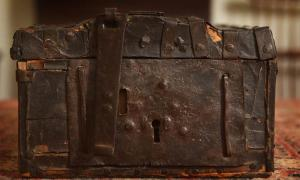 The Bodleian Book Coffer: A Kindle Of The Middle Ages