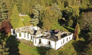 Aleister Crowley Panic Gets Stirred Up Over Boleskine House