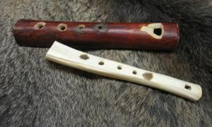 The Mystical Pentatonic Scale and Ancient Instruments, Part I: Bone Flutes