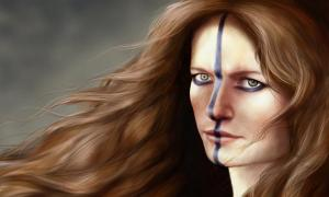 Boudicca, the Celtic Queen