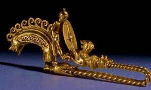 The Braganza Brooch.