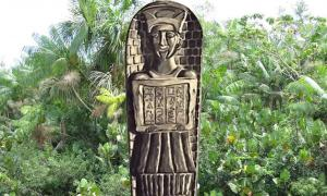 Was the Brazil Tablet left by early Transatlantic explorers?