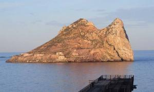 WWI British Spy Used Ancient Roman Lookout Island