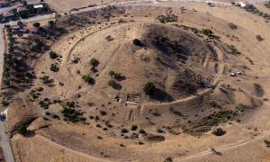 Enormous Burial Mound in Turkey May Contain Long-Lost Graves of Attalid Rulers