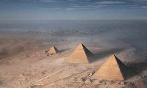 Egypt's Buried & Layer Pyramids: Unsolved Homicide & Hidden Heritage