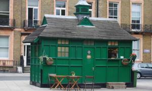 Cabmans Shelter, Russell Square.