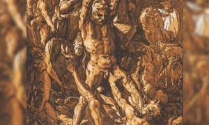 Cacus – The One Who Dared Cross Hercules