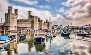 Caernarfon Castle Dig Reveals More Ancient Secrets