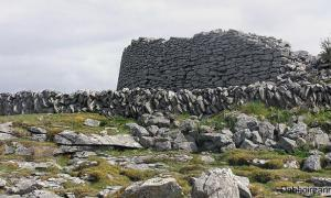 Caherconnell in Ireland