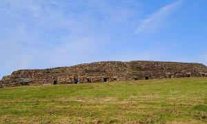 The Cairn of Barnenez
