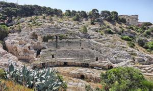 The Roman amphitheater of Cagliari             Source: murasal / Adobe Stock