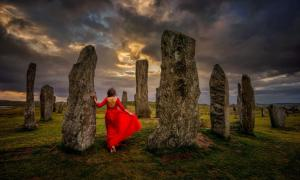 Callinish Stone Circle. Source: swen_stroop / Adobe Stock
