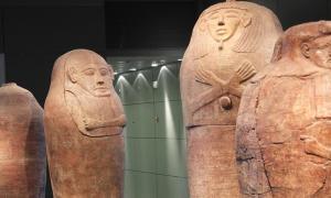 Sarcophagus of Canaanites, now at Israel Museum   Source: Davidbena / CC BY-SA 4.0