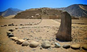 Peruvian Archaeologist's Life Is Threatened Over Caral-Chupacigarro