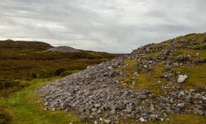 Carrowkeel Megalithic Cemetery.