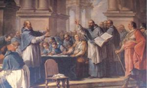St Augustine and the Donatists